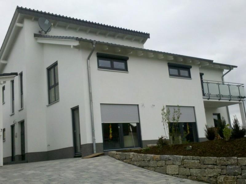 Thumbnail for Neubau eines Einfamilienhauses in Nauborn