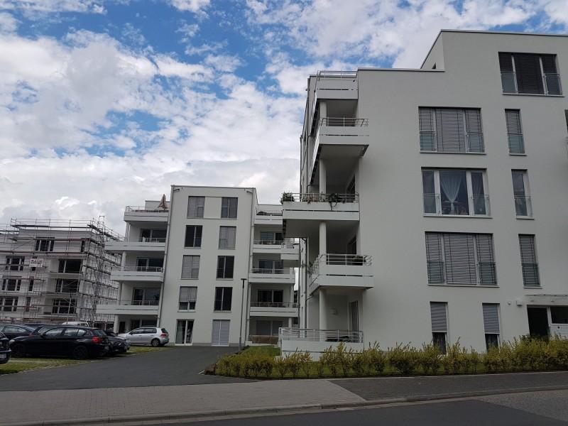 Thumbnail for Neubau eines Wohnparks mit 180 exklusiven Eigentumswohnungen in Giessen