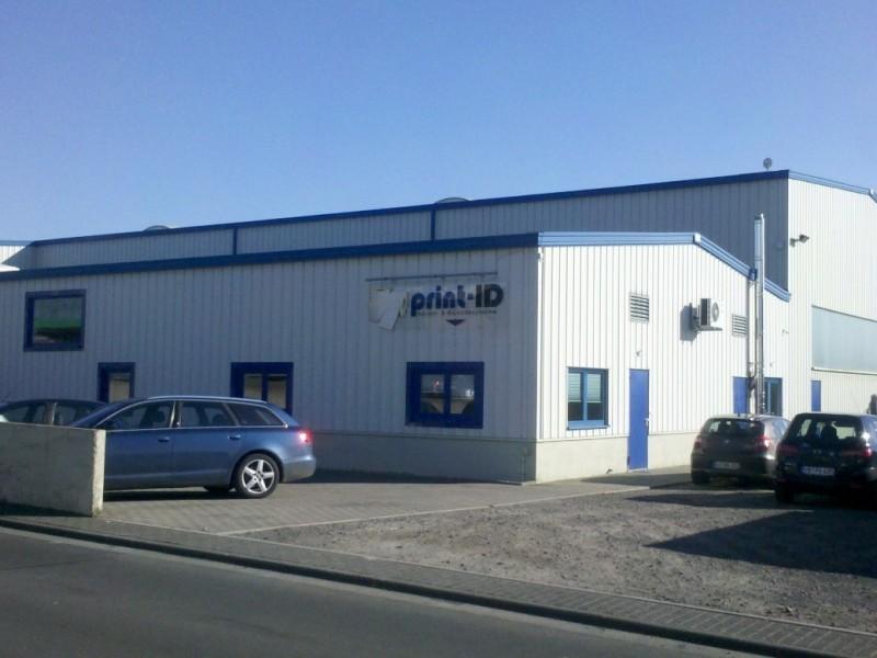 Thumbnail for Umbau einer Lagerhalle zu einer Produktionshalle in Grünberg